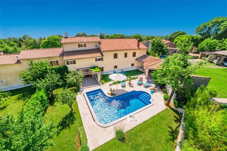 Villa Slivari Novo I, Rovinj, Croatia