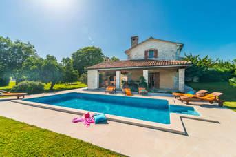 Villa Slivari Novo II, Rovinj, Croatia