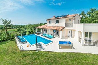 Villa Storia, Porec, Croatia