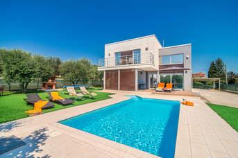 Villa Tammy, Pula, Croatia