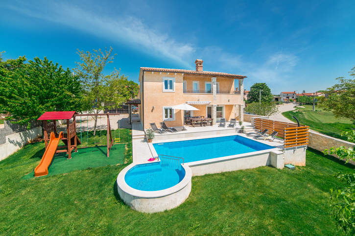 Villa Vincenat, Rovinj, Croatia