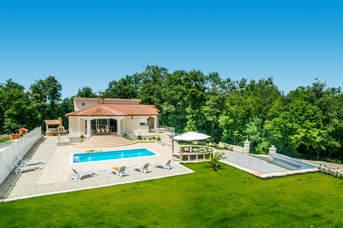Villa Vivian, Porec, Croatia