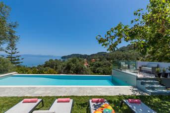 Villa Alkioni Mare, Boukari, Corfu, Greece