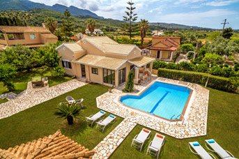 Villa Almyros, Acharavi, Corfu, Greece