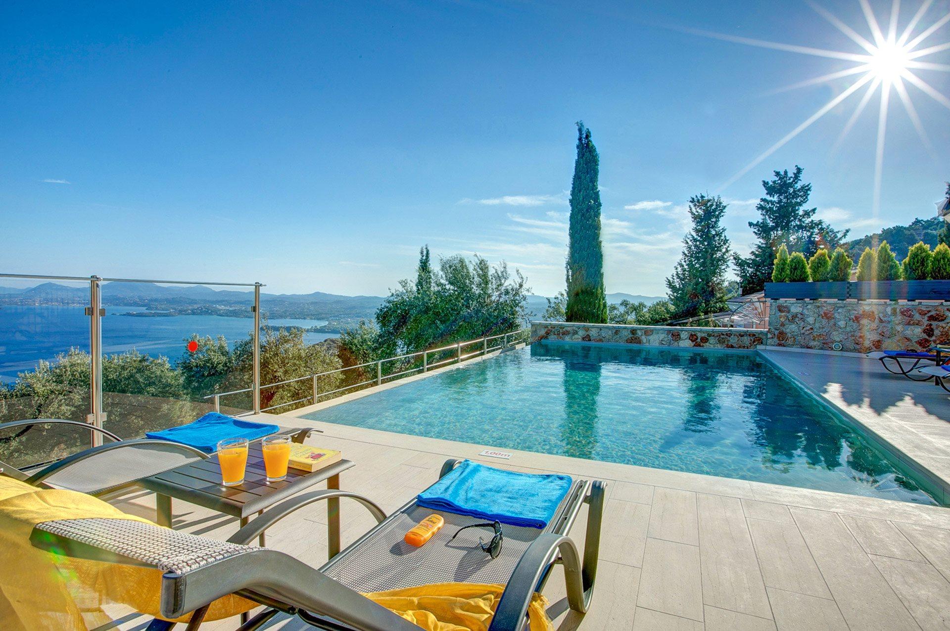 Villa Alonaki, Barbati, Corfu, Greece