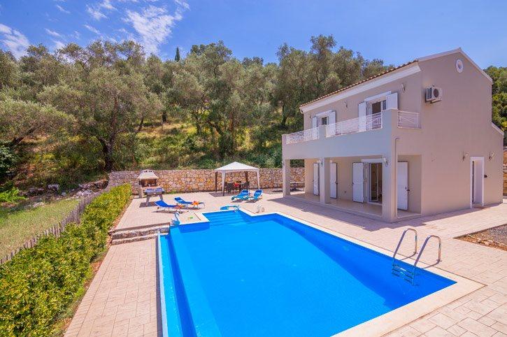 Villa Anamari, Agios Stefanos, Corfu, Greece