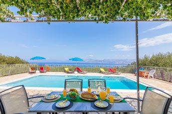 Villa Andreas, Kassiopi, Corfu, Greece