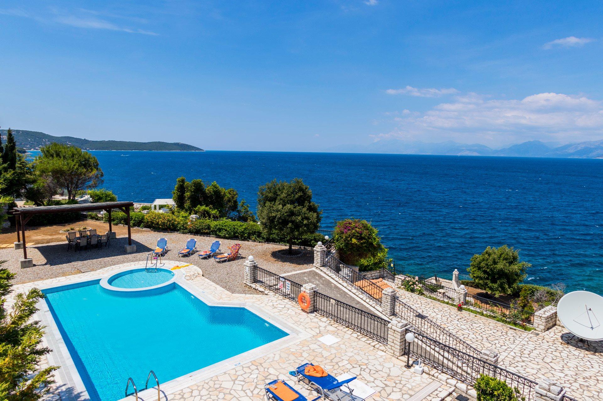 Villa Angelos, Kassiopi, Corfu, Greece