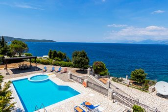 Villa Angelos, Kassiopi, Corfu, Greece