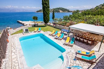 Villa Annie, Kassiopi, Corfu, Greece