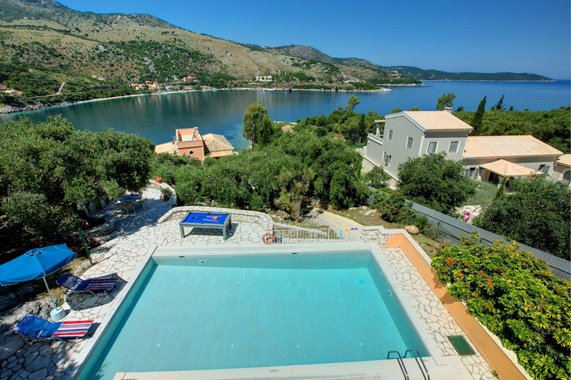 Villa Apanemia, Kassiopi, Corfu, Greece