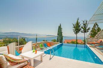 Villa Armonia, Kalami, Corfu, Greece