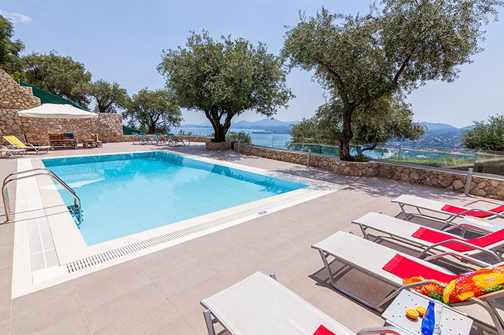 Villa Athiri House, Barbati, Corfu, Greece