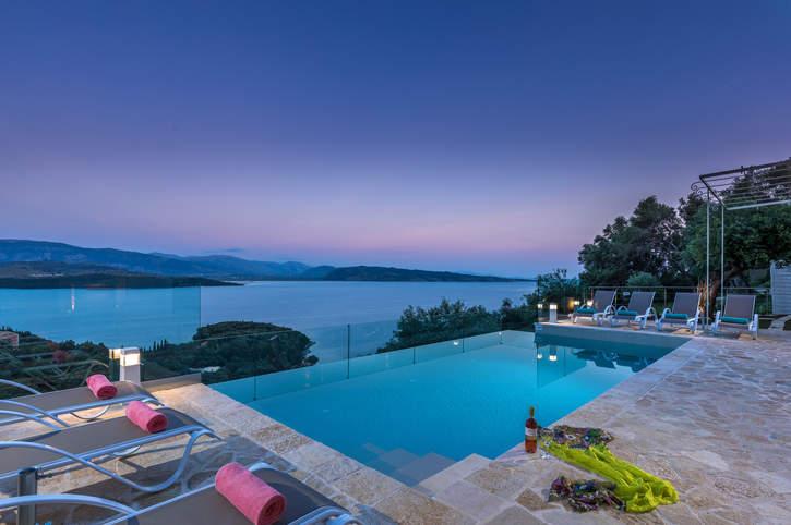 Villa Aurora Kerasia, Agios Stefanos, Corfu, Greece