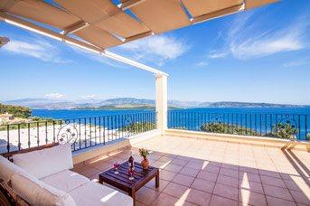 Villa Bellina, Agios Stefanos, Corfu, Greece