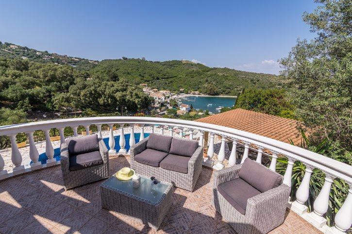 Villa Bolovinos, Agios Stefanos, Corfu, Greece