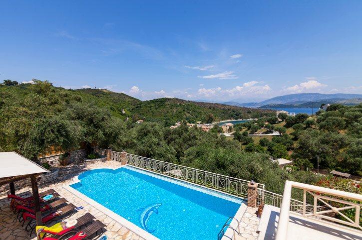 Villa Dimitris, Agios Stefanos, Corfu, Greece
