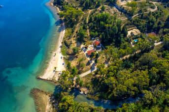 Villa Doukas, Dassia, Corfu, Greece