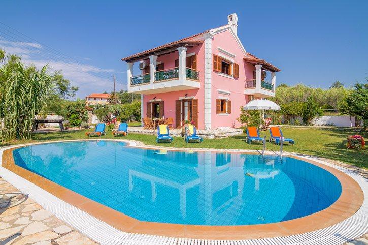 Villa Emilia, Sidari, Corfu, Greece