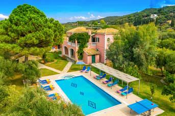 Villa Finikas, Acharavi, Corfu, Greece