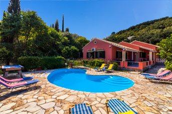 Villa Foula, Agios Stefanos, Corfu, Greece