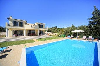 Villa Gina, Acharavi, Corfu, Greece