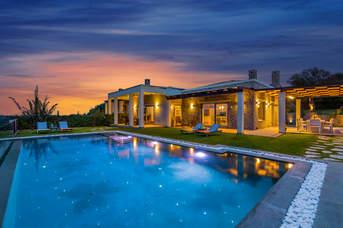 Villa Helanes, Agios Ioannis, Corfu, Greece