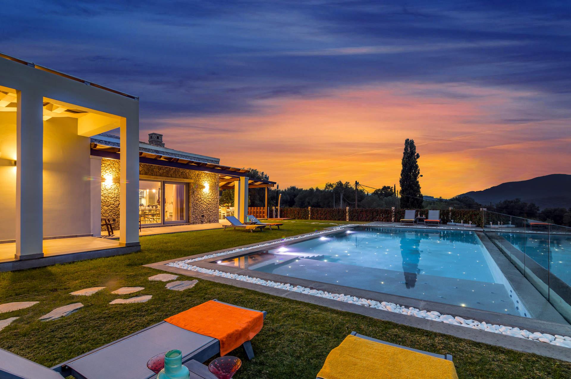 Villa Helanes In Agios Ioannis Corfu Villa Plus