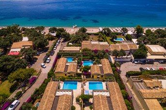 Villa Ithika, Barbati, Corfu, Greece