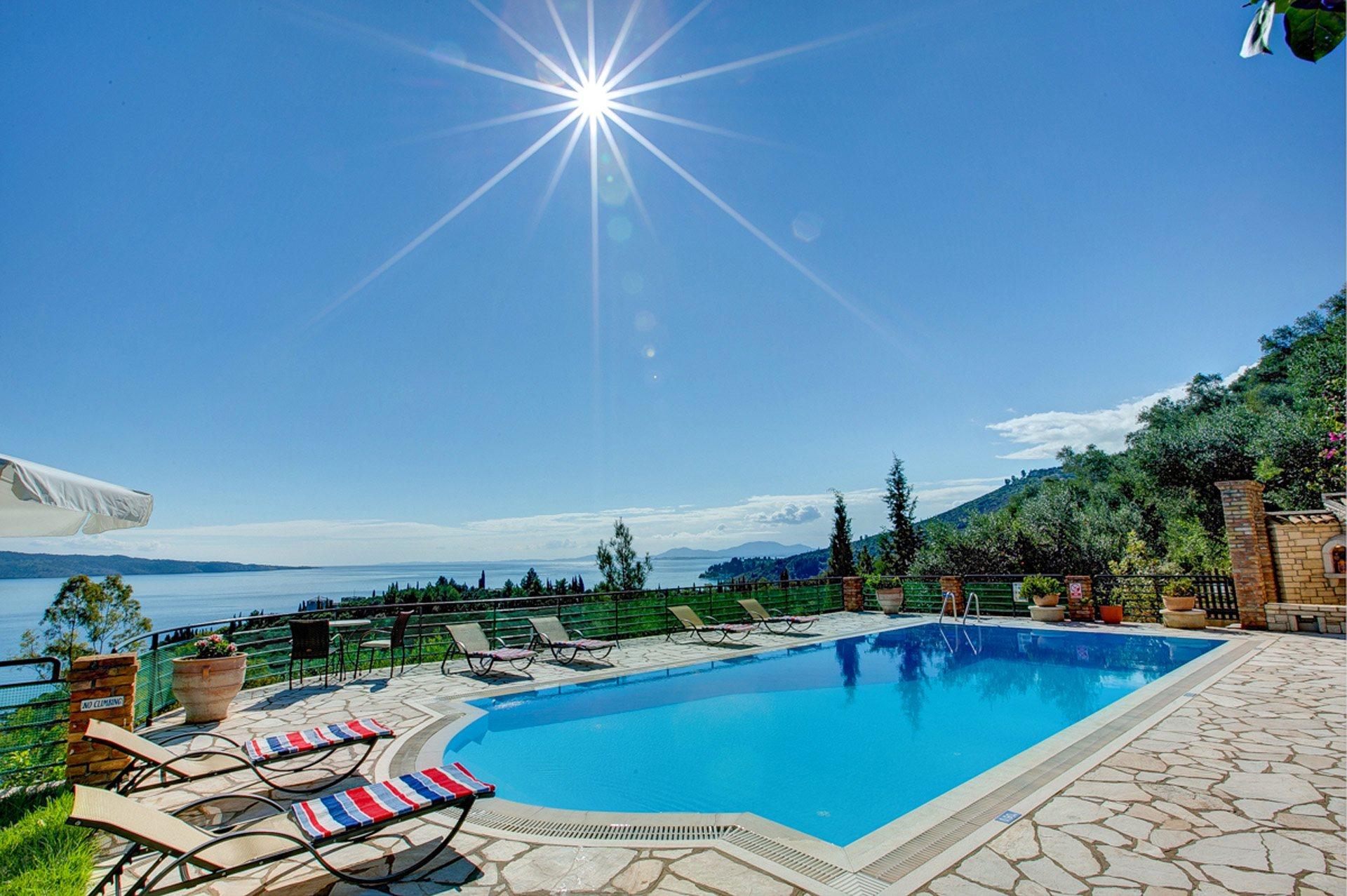 Villa Kerasia House, Agios Stefanos, Corfu, Greece