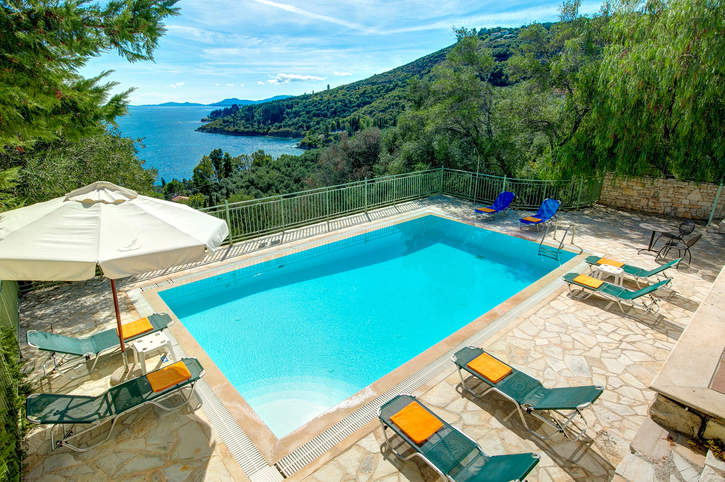 Villa Kerasia Ionion, Agios Stefanos, Corfu, Greece