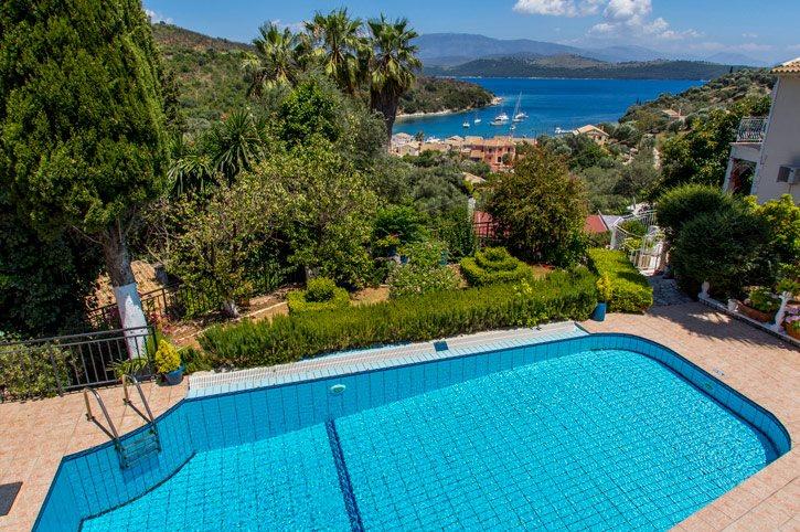 Villa Kerkyra, Agios Stefanos, Corfu, Greece