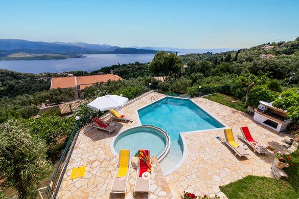 Villa Plus Corfu