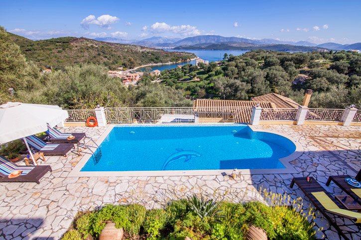 Villa Maria Corfu, Agios Stefanos, Corfu, Greece