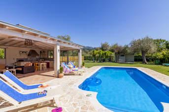 Villa Marilisa, Roda, Corfu, Greece