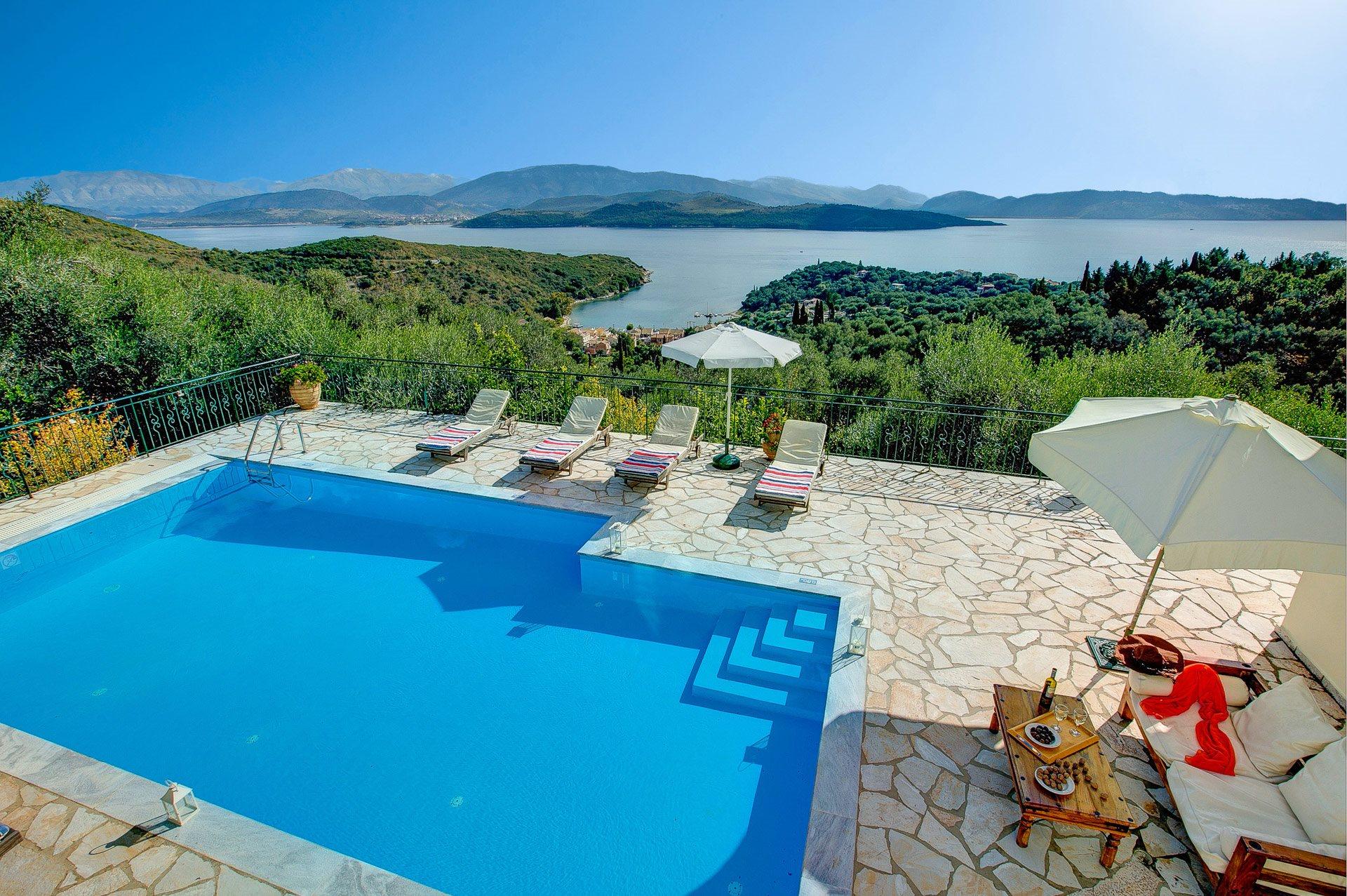 Villa Melissonia, Agios Stefanos, Corfu, Greece