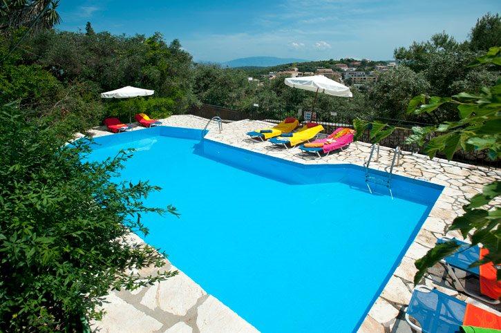 Villa Moyria, Kassiopi, Corfu, Greece