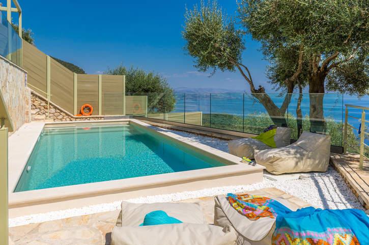 Villa Oliva, Barbati, Corfu, Greece