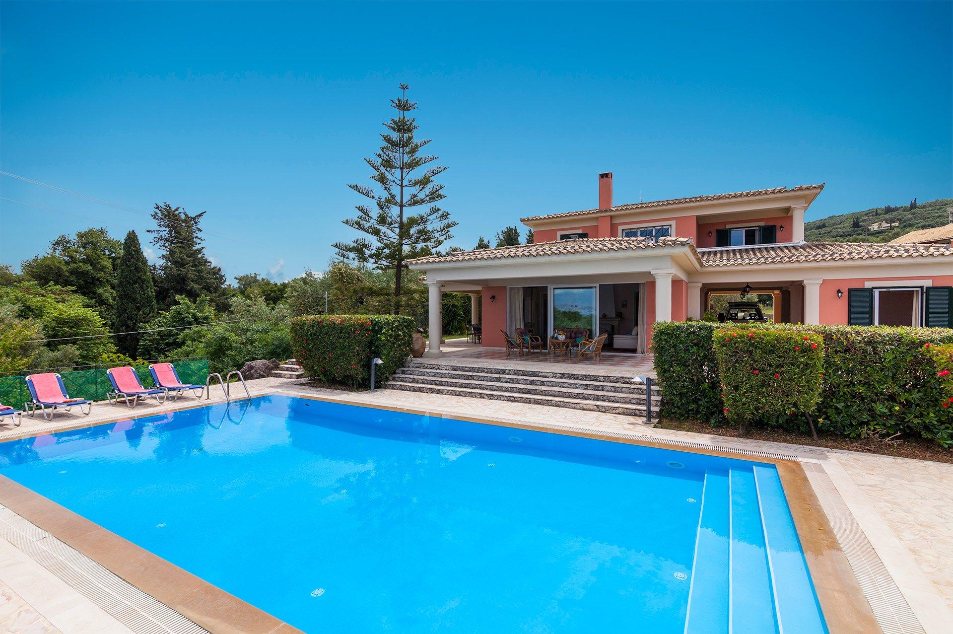 Villa Olivia Kassiopi, Kassiopi, Corfu, Greece
