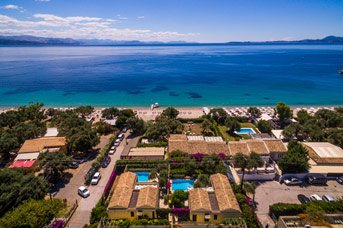 Villa Paxos, Barbati, Corfu, Greece