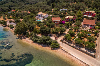 Villa Pelagia Mare, Boukari, Corfu, Greece