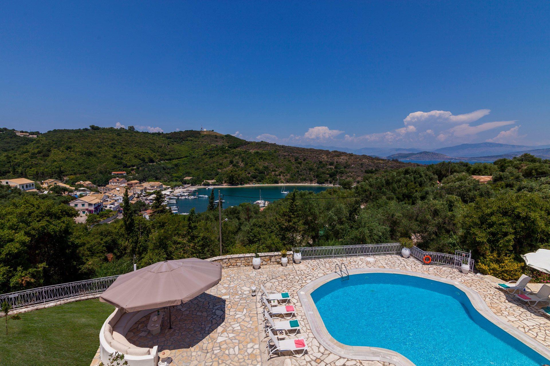 Villa San Stefanos House, Agios Stefanos, Corfu, Greece