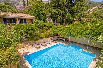 Villa Serena, Nissaki, Corfu, Greece