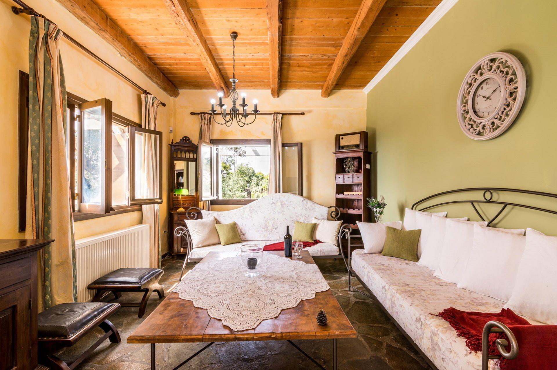 Villa Solitude In Dassia Corfu Villa Plus