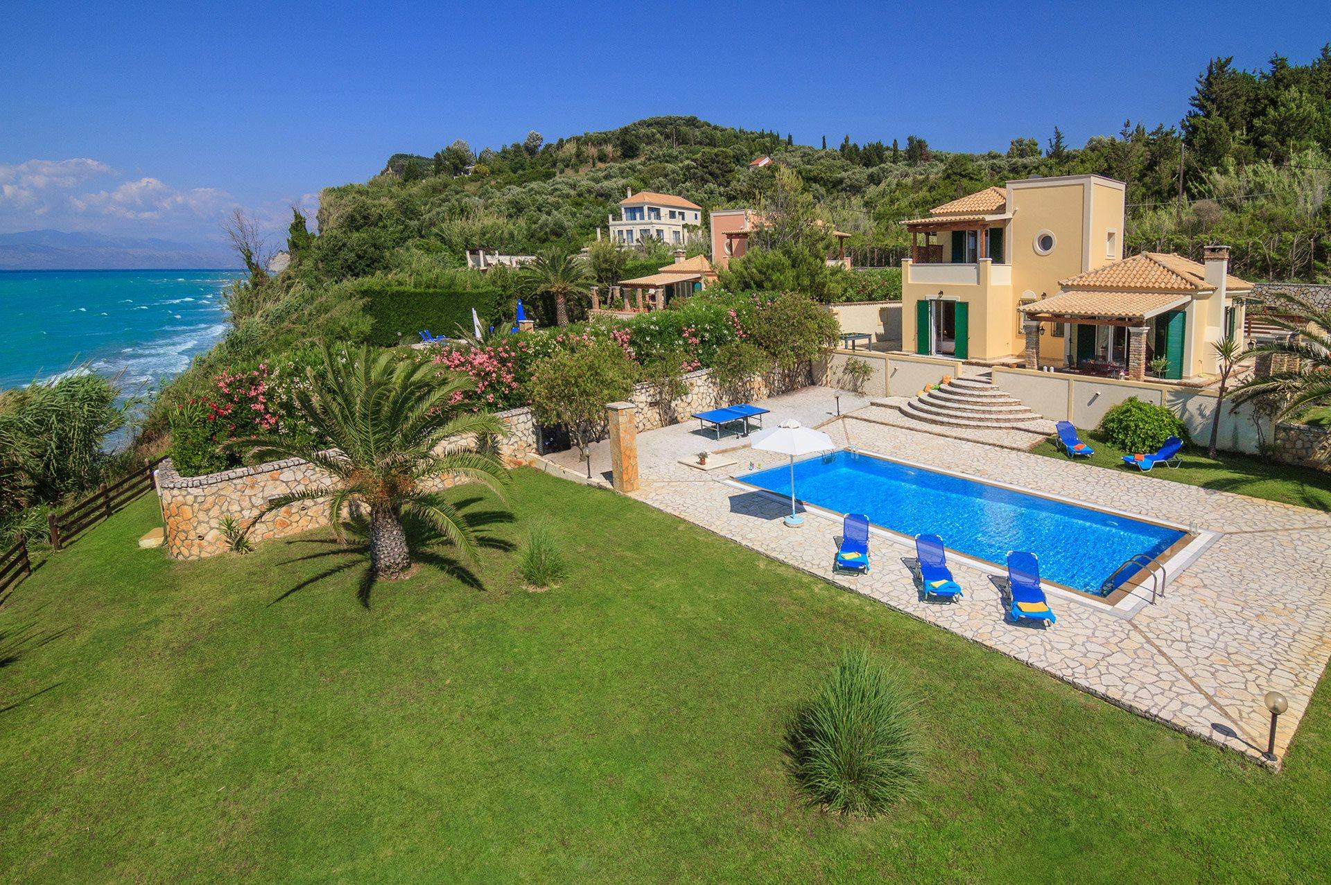 Villa Victoras, Sidari, Corfu, Greece