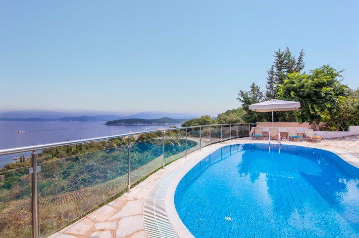 Villa Yolanda, Kassiopi, Corfu, Greece