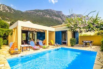 Villa Zante, Barbati, Corfu, Greece