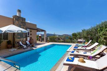 Villa Akali, Istron, Crete