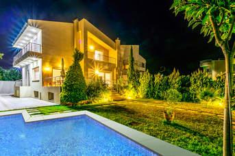 Villa Alba, Gouves, Crete