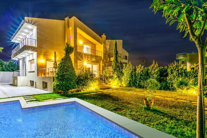 Villa Alba, Gouves, Crete, Greece